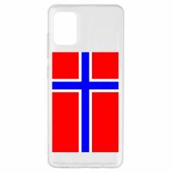 Чохол для Samsung A51 Норвегія