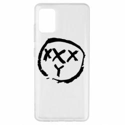 Чехол для Samsung A51 Oxxxy