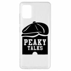 Чохол для Samsung A51 Peaky talks