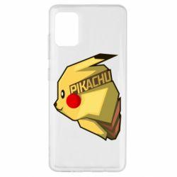 Чохол для Samsung A51 Pikachu