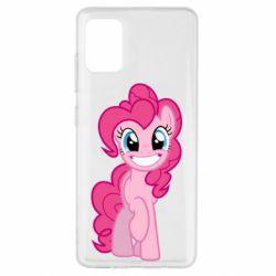 Чехол для Samsung A51 Pinkie Pie smile