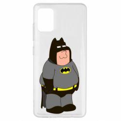 Чохол для Samsung A51 Пітер Гріффін Бетмен
