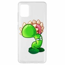 Чохол для Samsung A51 Plants flower