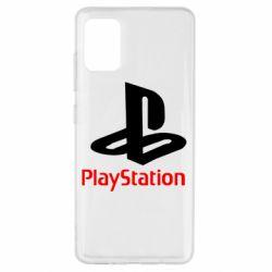 Чехол для Samsung A51 PlayStation
