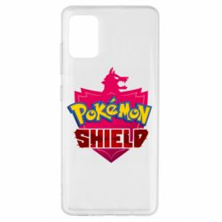 Чохол для Samsung A51 Pokemon shield