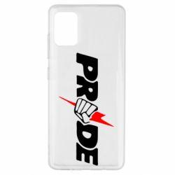 Чехол для Samsung A51 Pride