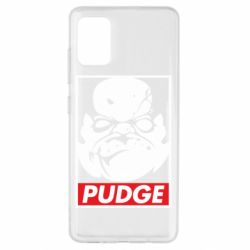 Чохол для Samsung A51 Pudge Obey