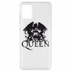 Чохол для Samsung A51 Queen