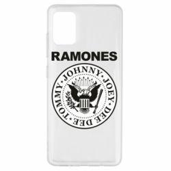 Чохол для Samsung A51 Ramones