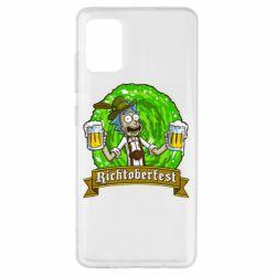 Чехол для Samsung A51 Ricktoberfest