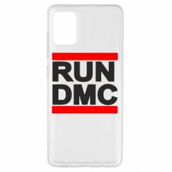 Чохол для Samsung A51 RUN DMC