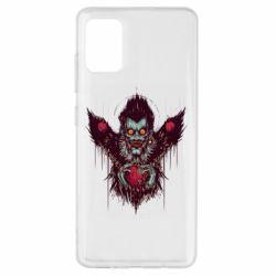 Чехол для Samsung A51 Ryuk the god of death