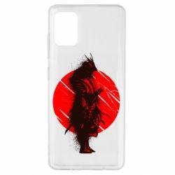 Чохол для Samsung A51 Samurai spray