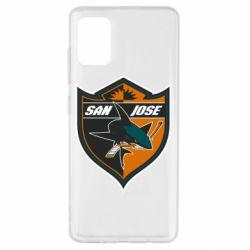 Чохол для Samsung A51 San Jose Sharks