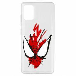 Чохол для Samsung A51 Сareless art Spiderman