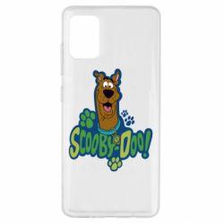 Чехол для Samsung A51 Scooby Doo!