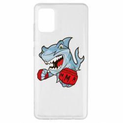 Чохол для Samsung A51 Shark MMA