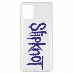 Чохол для Samsung A51 Slipknot