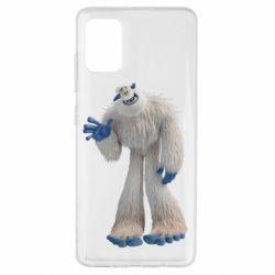 Чохол для Samsung A51 Smallfoot Migo