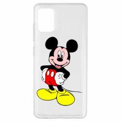 Чохол для Samsung A51 Сool Mickey Mouse