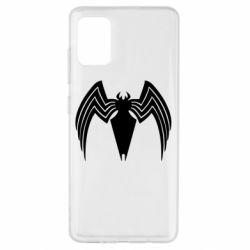 Чохол для Samsung A51 Spider venom