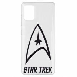 Чохол для Samsung A51 Star Trek