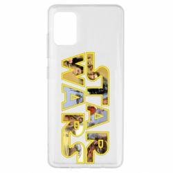 Чохол для Samsung A51 Star Wars 3D