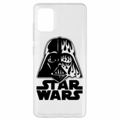 Чохол для Samsung A51 STAR WARS MASK