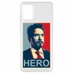 Чохол для Samsung A51 Stark Hero