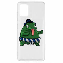 Чехол для Samsung A51 Sumo toad