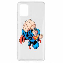 Чохол для Samsung A51 Супермен Комікс