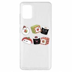 Чохол для Samsung A51 Sushi