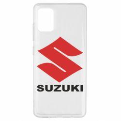 Чехол для Samsung A51 Suzuki