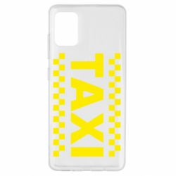 Чехол для Samsung A51 TAXI