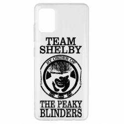 Чохол для Samsung A51 Team Shelby the Peaky Blinders