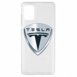 Чехол для Samsung A51 Tesla Corp