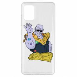 Чохол для Samsung A51 Thanos Art