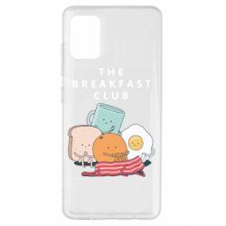 Чохол для Samsung A51 The breakfast club