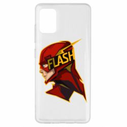 Чехол для Samsung A51 The Flash