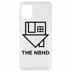 Чехол для Samsung A51 THE NBHD Logo