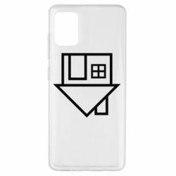 Чехол для Samsung A51 The Neighbourhood Logotype