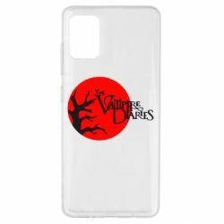 Чехол для Samsung A51 The Vampire Diaries
