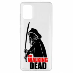 Чохол для Samsung A51 The walking dead (Ходячі мерці)