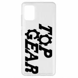 Чохол для Samsung A51 Top Gear I