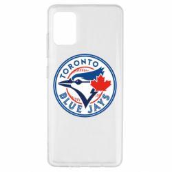 Чохол для Samsung A51 Toronto Blue Jays