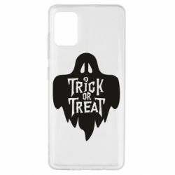 Чехол для Samsung A51 Trick or Treat