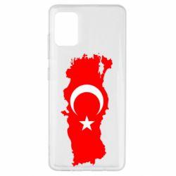 Чехол для Samsung A51 Turkey