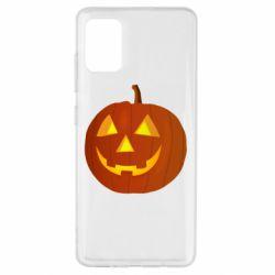 Чохол для Samsung A51 Тыква Halloween