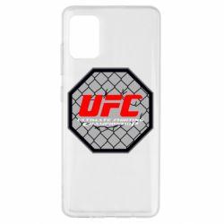 Чехол для Samsung A51 UFC Cage