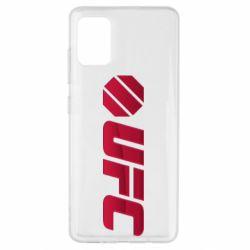 Чехол для Samsung A51 UFC Main Logo
